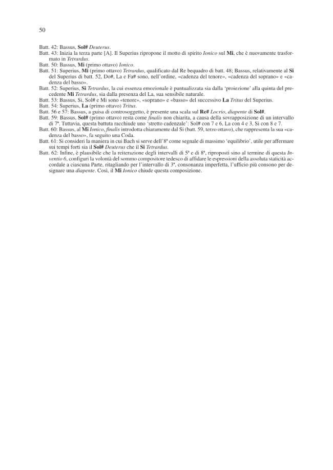 15 invenzioni a due voci di Johann Sebastian Bach : suggerimenti per lo studio espressivo - [Raimo, Ciro] - [Bologna : CLUEB, 2009.]