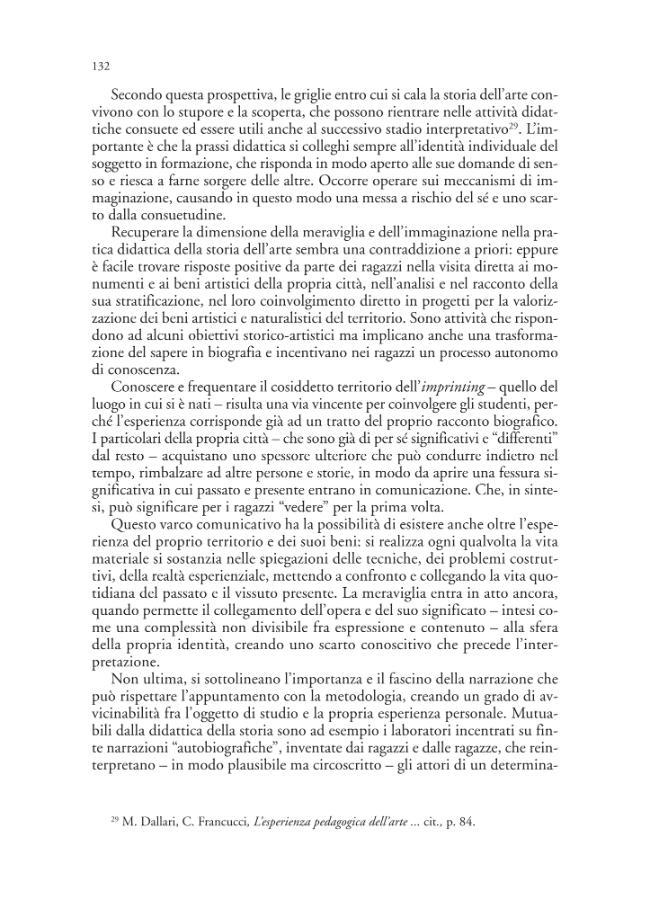 Insegnare la storia dell'arte - [Ghirardi, Angela] - [Bologna : CLUEB, 2009.]