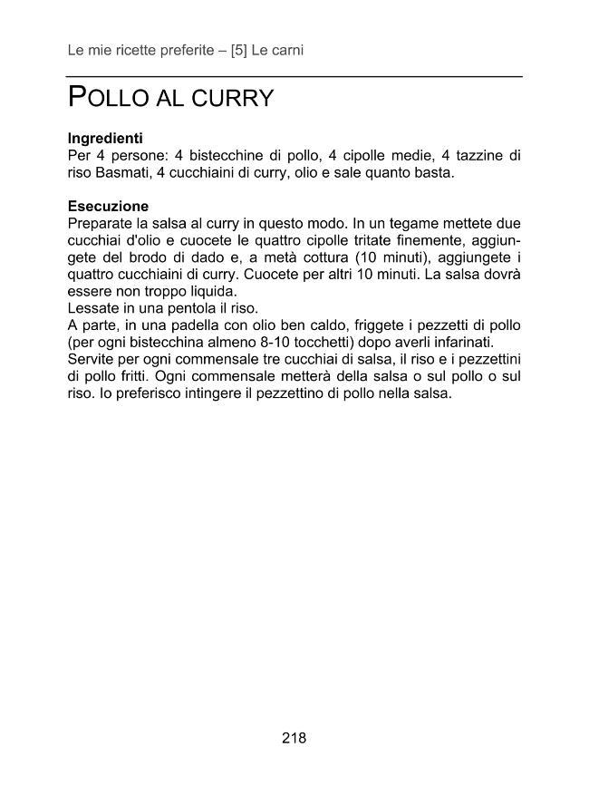 Le mie ricette preferite : itinerari del gusto di un viaggiatore poco distratto - [Corcione, Domenico] - [Bologna : CLUEB, 2009.]