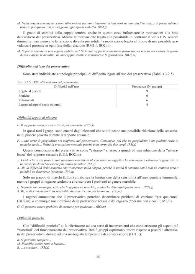 Valutazione dell'impatto del messaggio della campagna ministeriale educativo-informativa 2007-2008 per la lotta all'AIDS e sperimentazione di un modello ... : rapporto finale - [Zani, Bruna] - [Bologna : CLUEB, 2009.]