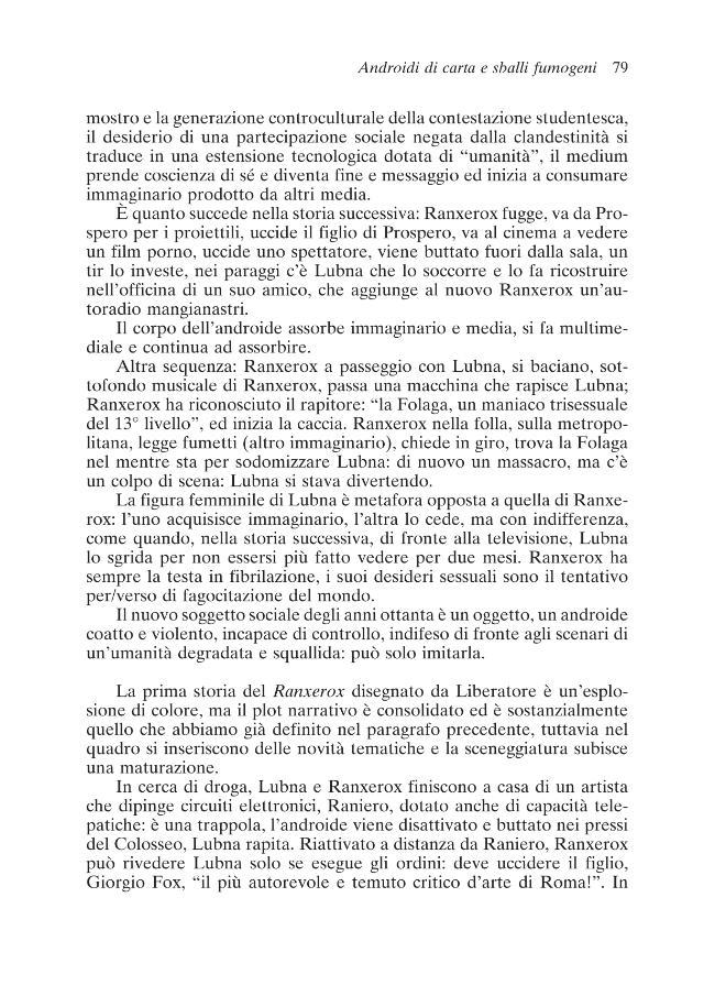 Fumetti cannibali : immaginario e media in una generazione degli autori italiani del fumetto - [Di Pietro, Fabio] - [Napoli : Liguori, 2009.]