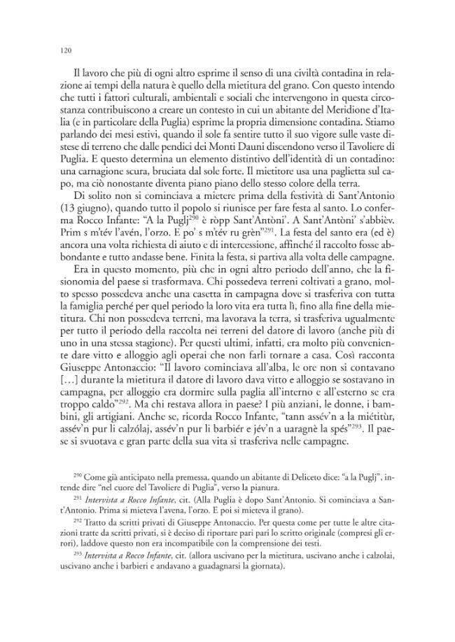 Tra invenzione e memoria : N'inn cantànn n'ann cuntànn a Deliceto - [Spiezio, Rocco Manuel, 1981-] - [Bologna : CLUEB, 2010.]