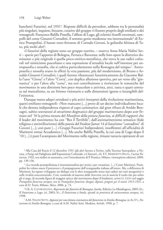 Atlante dei movimenti culturali dell'Emilia-Romagna dall'Ottocento al contemporaneo - [Weber, Luigi, Pieri, Piero] - [Bologna : CLUEB, 2010-]