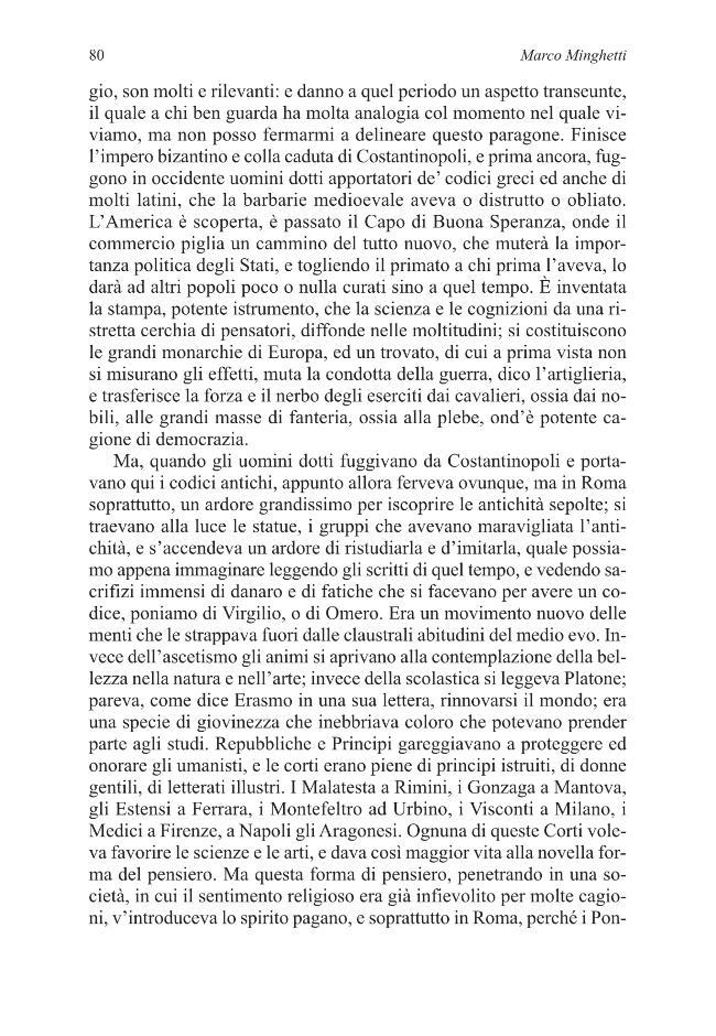 Le donne, la Maddalena, le Madonne - [Minghetti, Marco, 1818-1886] - [Roma : Università La Sapienza, 2010.]