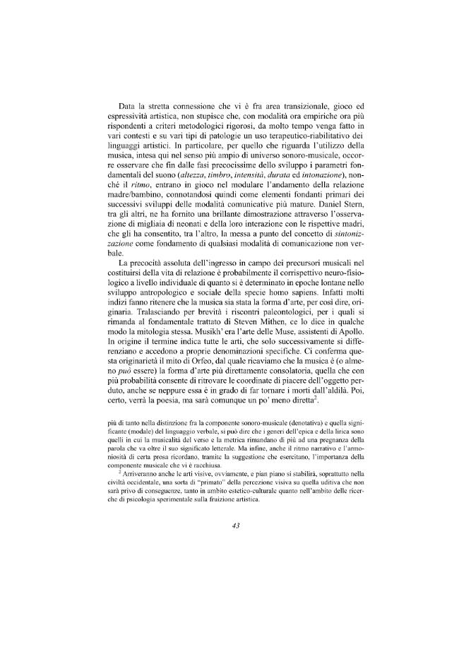 Abili per la musica? : vivere da bambini : tra riabilitazione e socialità - [Meschini, Rita] - [Milano : Franco Angeli, 2010.]