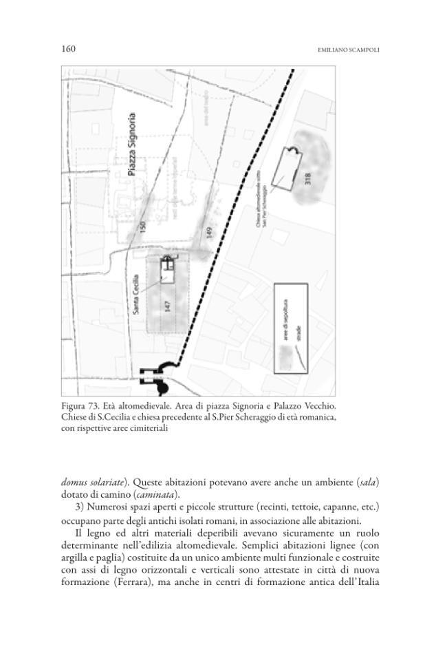 Firenze, archeologia di una città, secoli I a.C.-XIII d.C - [Scampoli, Emiliano] - [Firenze : Firenze University Press, 2010.]