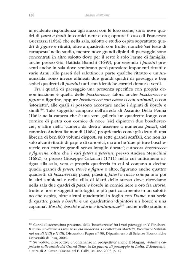 Preghiera e diletto : immagini domestiche a Pisa nel Seicento - [Menzione, Andrea] - [Pisa : PLUS-Pisa University Press, 2010.]