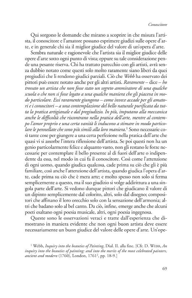 Teoria generale delle Belle Arti - [Sulzer, Johann Georg] - [Bologna : CLUEB, 2011.]