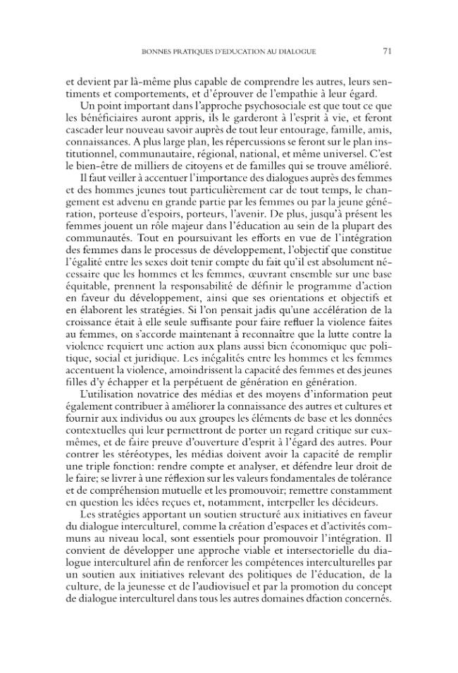 La Communauté de pratique comme outil de dialogue interreligieux et interculturel - [Verdiani, Antonella, Guetta, Silvia] - [Firenze : Firenze University Press, 2011.]