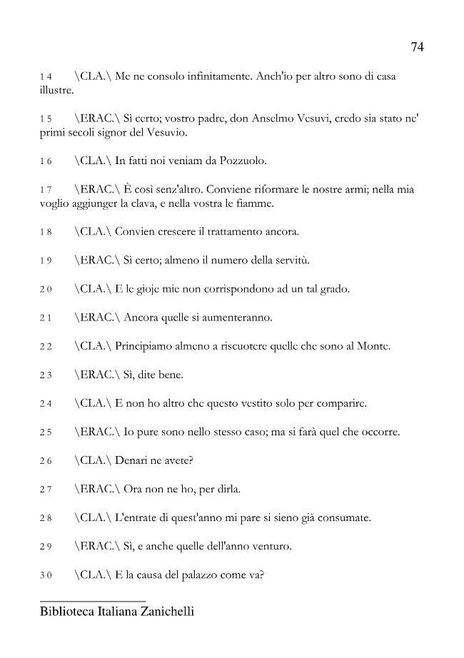 Il raggiratore - [Goldoni, Carlo] - [Bologna : Zanichelli, 2011.]