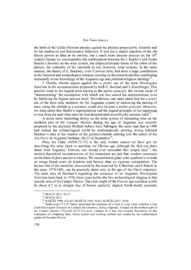 Ephemeris dacoromana : annuario della scuola romena di Roma : XV, 2013 -  - [Roma : Accademia di Romania, 2013.]