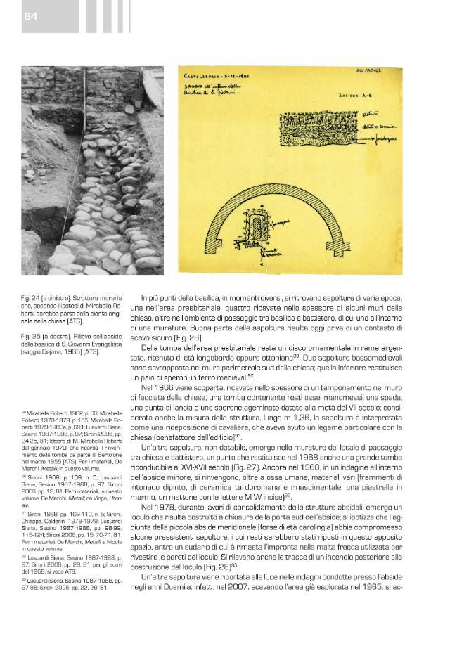 Castelseprio e Torba : sintesi delle ricerche e aggiornamenti - [De Marchi, Paola Maria, editor] - [Mantova : SAP - Società Archeologica, 2013.]