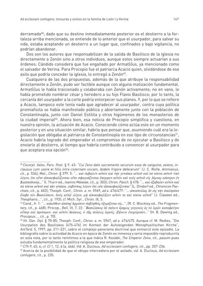 """Movilidad forzada entre la Antigüedad Clásica y Tardía - [Vallejo Girvés, Margarita, editor, Bueno Delgado, Juan Antonio, editor, Sánchez-Moreno Ellart, Carlos, editor, """"Destierro y Exilio en el Mediterráneo Tardoantiguo"""" (Conference) (2014 : Alcalá de Henares, Spain), """"Exilio y Destierro en el Mediterráneo (ss. IV-VII d.C.)"""" (Conference) Alcalá de Henares, Spain) (2013] - [Alcalá : Universidad de Alcalá, 2015.]"""
