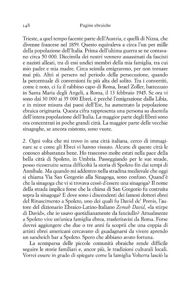 Pagine ebraiche - [Berti, Silvia, Momigliano, Arnaldo] - [Roma : Edizioni di storia e letteratura, 2016.]