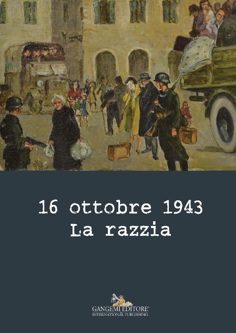15995 : la razzia - [Pezzetti, Marcello] - [Roma : Gangemi, 2017.]